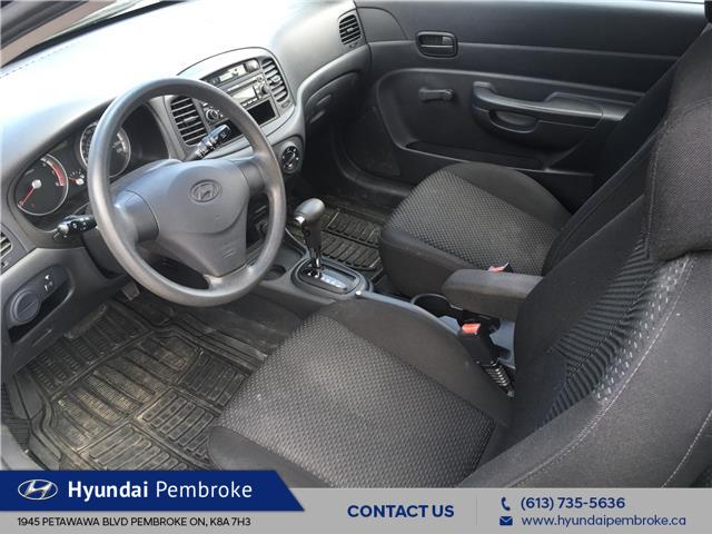 2009 Hyundai Accent L (Stk: 19343B) in Pembroke - Image 13 of 20