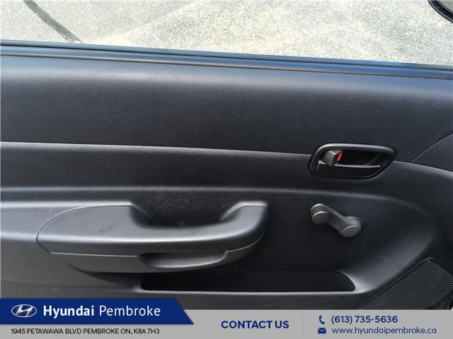 2009 Hyundai Accent L (Stk: 19343B) in Pembroke - Image 14 of 20