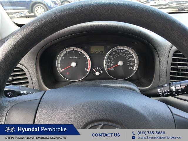 2009 Hyundai Accent L (Stk: 19343B) in Pembroke - Image 15 of 20