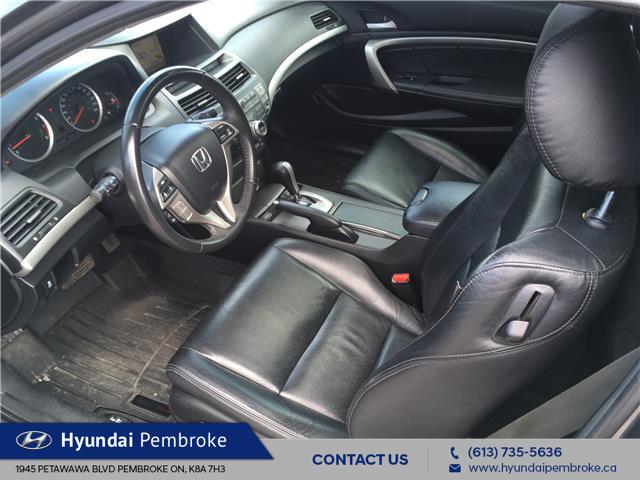 2012 Honda Accord EX-L V6 (Stk: 19350C) in Pembroke - Image 13 of 27