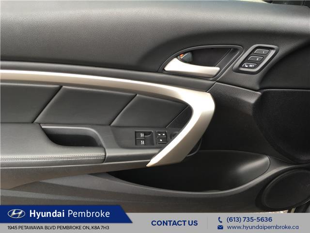 2012 Honda Accord EX-L V6 (Stk: 19350C) in Pembroke - Image 15 of 27