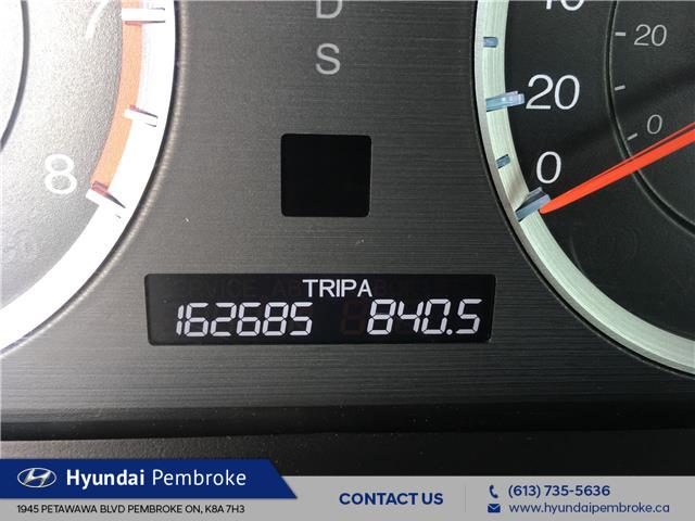2012 Honda Accord EX-L V6 (Stk: 19350C) in Pembroke - Image 21 of 27