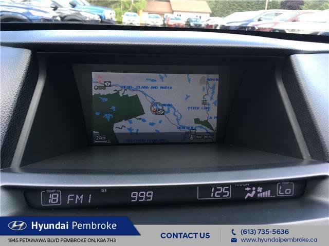 2012 Honda Accord EX-L V6 (Stk: 19350C) in Pembroke - Image 23 of 27