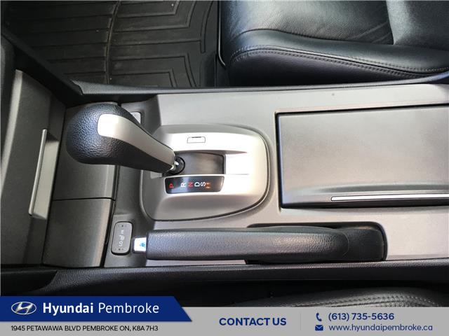 2012 Honda Accord EX-L V6 (Stk: 19350C) in Pembroke - Image 26 of 27