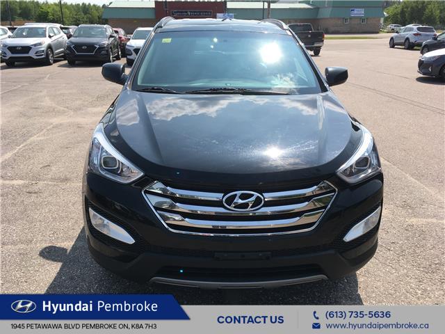2014 Hyundai Santa Fe Sport 2.4 Base (Stk: 19086A) in Pembroke - Image 8 of 26