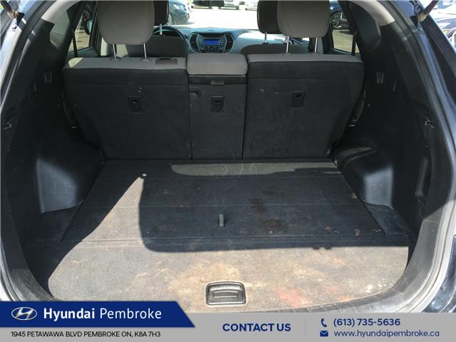 2014 Hyundai Santa Fe Sport 2.4 Base (Stk: 19086A) in Pembroke - Image 11 of 26
