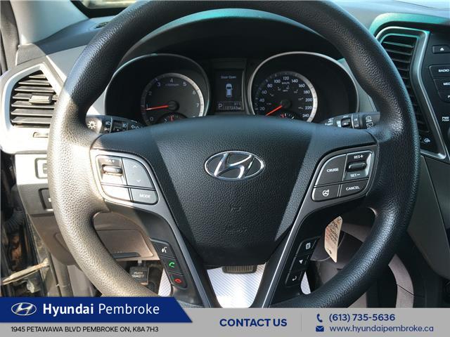 2014 Hyundai Santa Fe Sport 2.4 Base (Stk: 19086A) in Pembroke - Image 17 of 26