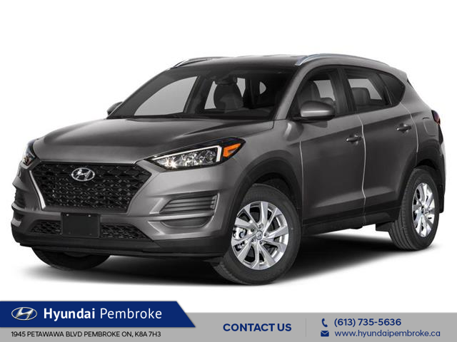 2019 Hyundai Tucson Essential w/Safety Package (Stk: 19434) in Pembroke - Image 1 of 9