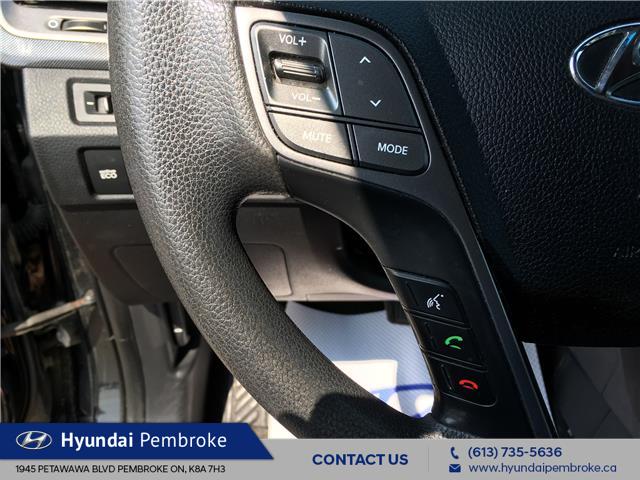 2014 Hyundai Santa Fe Sport 2.4 Base (Stk: 19086A) in Pembroke - Image 19 of 26