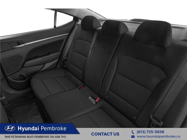 2020 Hyundai Elantra Preferred (Stk: 20018) in Pembroke - Image 8 of 9