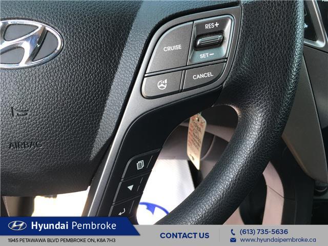 2014 Hyundai Santa Fe Sport 2.4 Base (Stk: 19086A) in Pembroke - Image 20 of 26