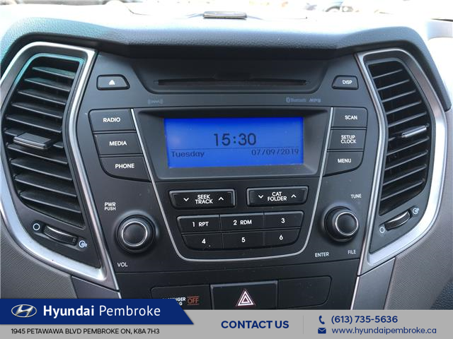 2014 Hyundai Santa Fe Sport 2.4 Base (Stk: 19086A) in Pembroke - Image 23 of 26