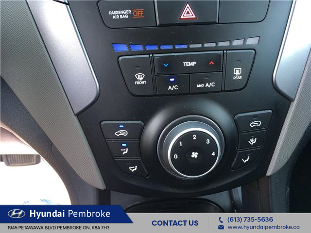 2014 Hyundai Santa Fe Sport 2.4 Base (Stk: 19086A) in Pembroke - Image 24 of 26