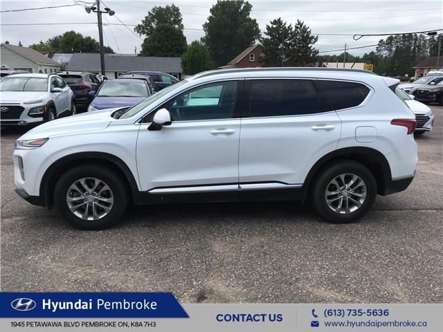 2019 Hyundai Santa Fe ESSENTIAL (Stk: P365) in Pembroke - Image 2 of 27