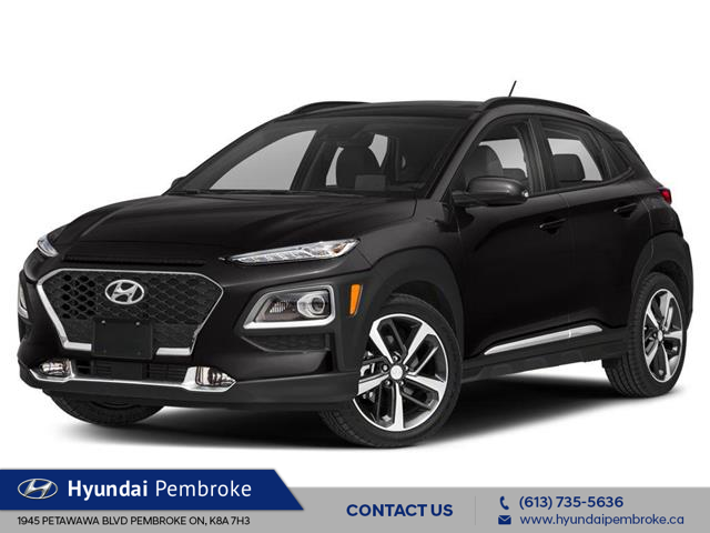 2019 Hyundai Kona 2.0L Luxury (Stk: 19450) in Pembroke - Image 1 of 9