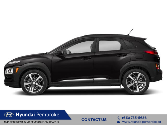 2019 Hyundai Kona 2.0L Luxury (Stk: 19450) in Pembroke - Image 2 of 9