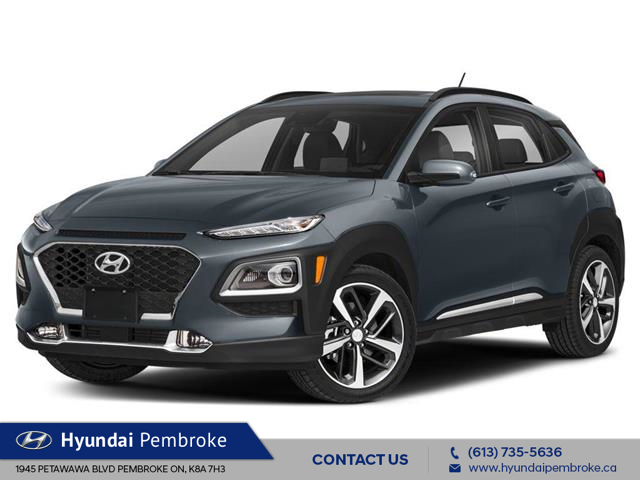 2019 Hyundai Kona 2.0L Luxury (Stk: 19444) in Pembroke - Image 1 of 9