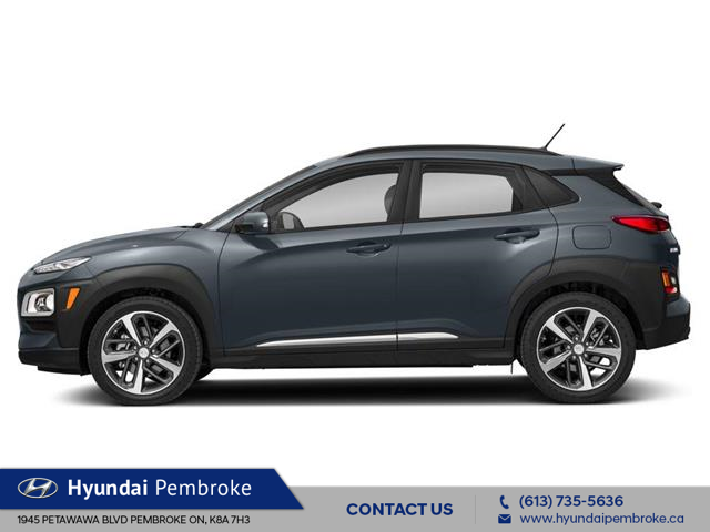2019 Hyundai Kona 2.0L Luxury (Stk: 19444) in Pembroke - Image 2 of 9