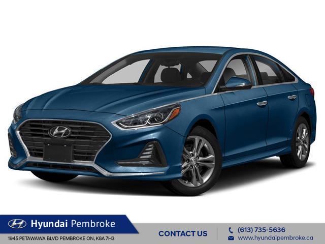 2019 Hyundai Sonata ESSENTIAL (Stk: 19442) in Pembroke - Image 1 of 9