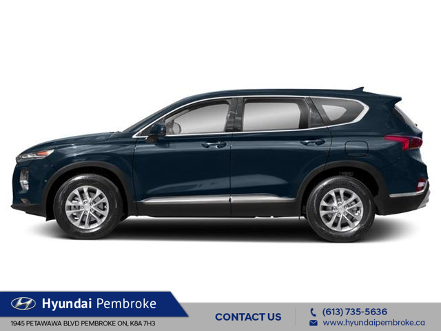 2019 Hyundai Santa Fe  (Stk: 19224) in Pembroke - Image 2 of 9