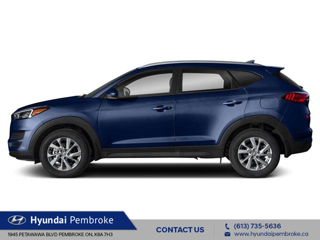 2019 Hyundai Tucson Preferred (Stk: 19455) in Pembroke - Image 2 of 9