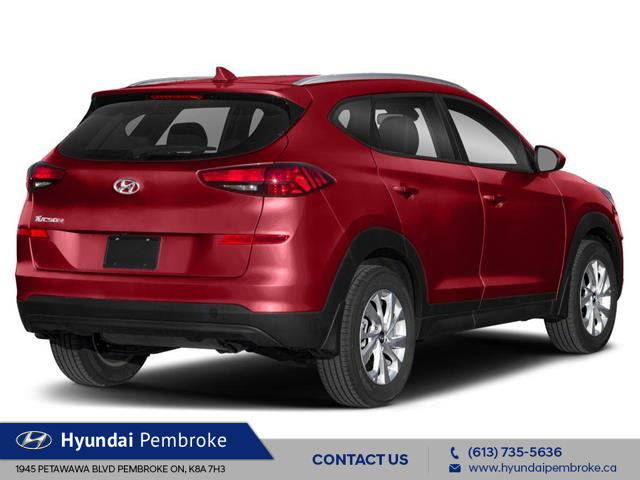 2019 Hyundai Tucson Preferred (Stk: 19456) in Pembroke - Image 3 of 9