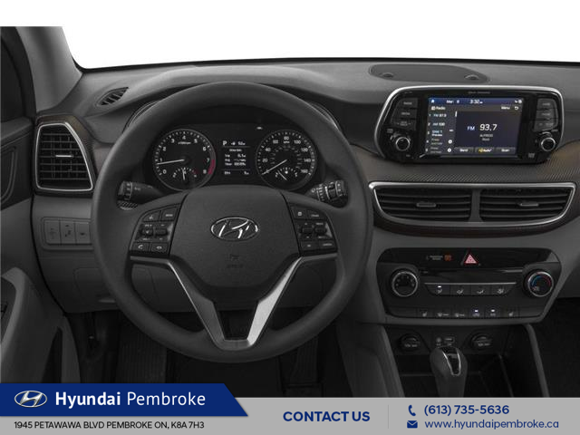 2019 Hyundai Tucson Preferred (Stk: 19456) in Pembroke - Image 4 of 9