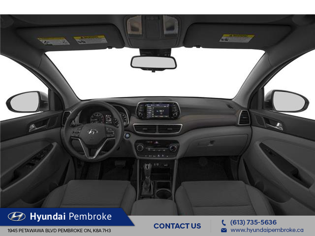 2019 Hyundai Tucson Preferred (Stk: 19456) in Pembroke - Image 5 of 9