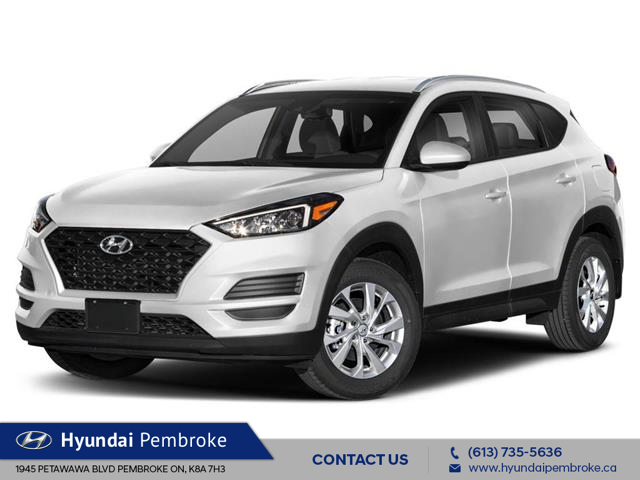 2019 Hyundai Tucson Essential w/Safety Package (Stk: 19459) in Pembroke - Image 1 of 9