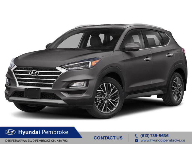 2019 Hyundai Tucson Luxury (Stk: 19461) in Pembroke - Image 1 of 9