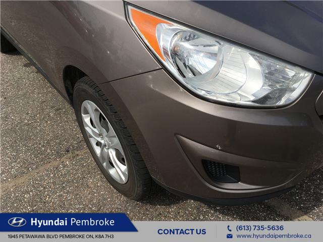 2011 Hyundai Tucson GL (Stk: 19281B) in Pembroke - Image 9 of 24