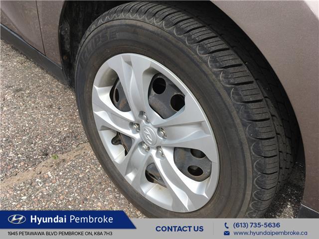 2011 Hyundai Tucson GL (Stk: 19281B) in Pembroke - Image 10 of 24