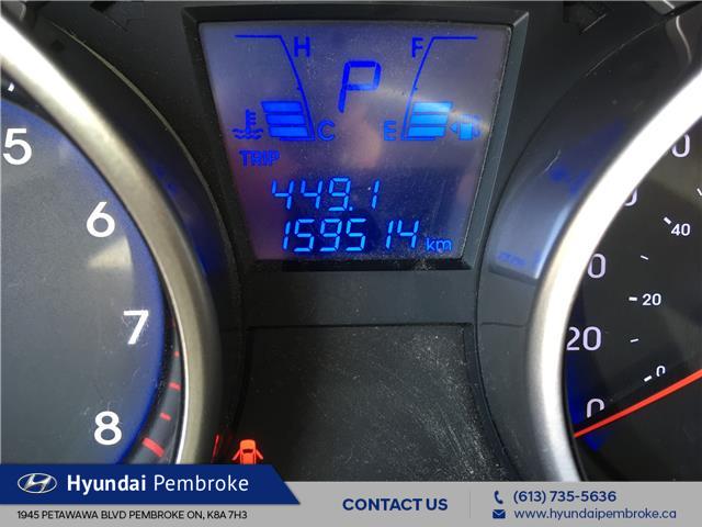 2011 Hyundai Tucson GL (Stk: 19281B) in Pembroke - Image 19 of 24