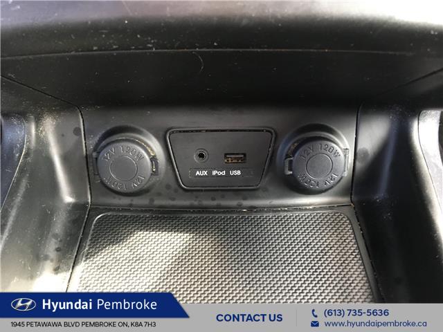 2011 Hyundai Tucson GL (Stk: 19281B) in Pembroke - Image 23 of 24