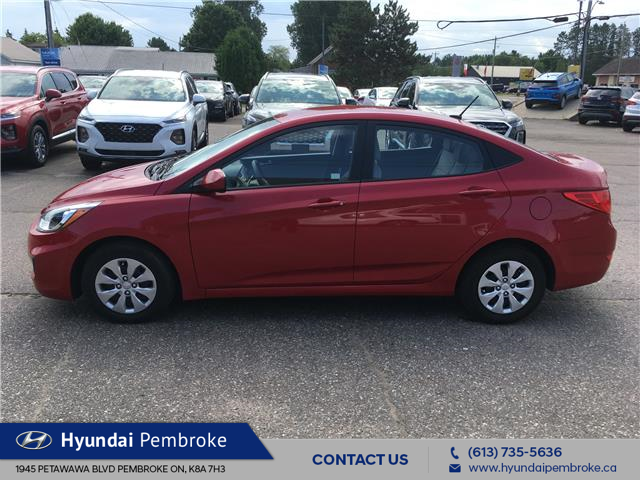 2016 Hyundai Accent SE (Stk: 19357A) in Pembroke - Image 2 of 25