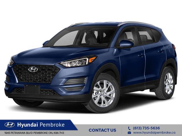 2019 Hyundai Tucson Preferred (Stk: 19480) in Pembroke - Image 1 of 9