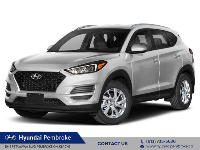 2019 Hyundai Tucson Essential w/Safety Package (Stk: 19484) in Pembroke - Image 1 of 9