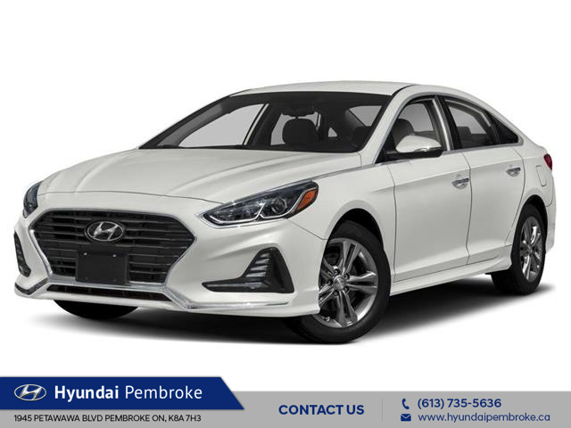 2019 Hyundai Sonata ESSENTIAL (Stk: 19490) in Pembroke - Image 1 of 9