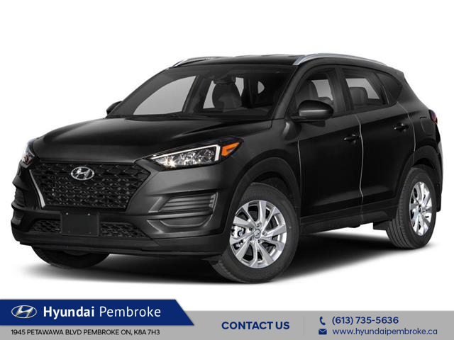 2019 Hyundai Tucson Essential w/Safety Package (Stk: 19496) in Pembroke - Image 1 of 9
