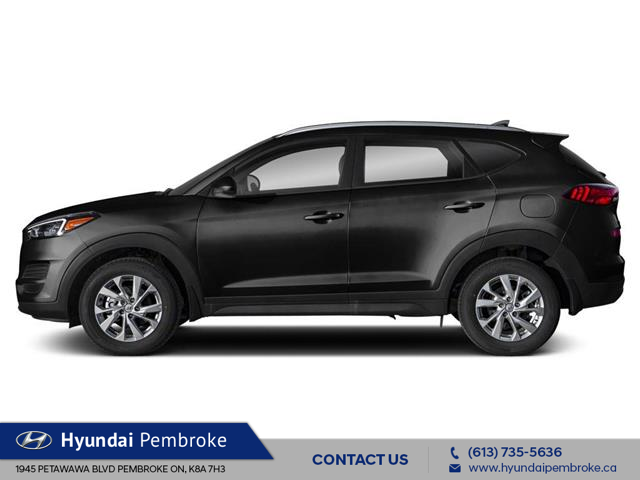 2019 Hyundai Tucson Essential w/Safety Package (Stk: 19496) in Pembroke - Image 2 of 9