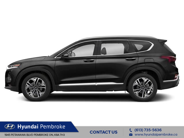 2020 Hyundai Santa Fe Ultimate 2.0 (Stk: 20050) in Pembroke - Image 2 of 9