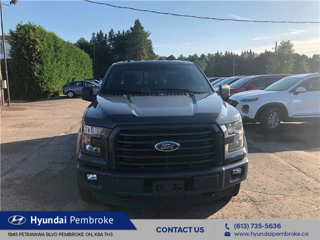 2016 Ford F-150 XLT (Stk: 19482A) in Pembroke - Image 2 of 4
