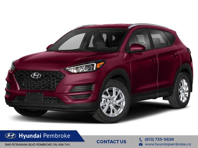 2019 Hyundai Tucson Preferred (Stk: 19501) in Pembroke - Image 1 of 9