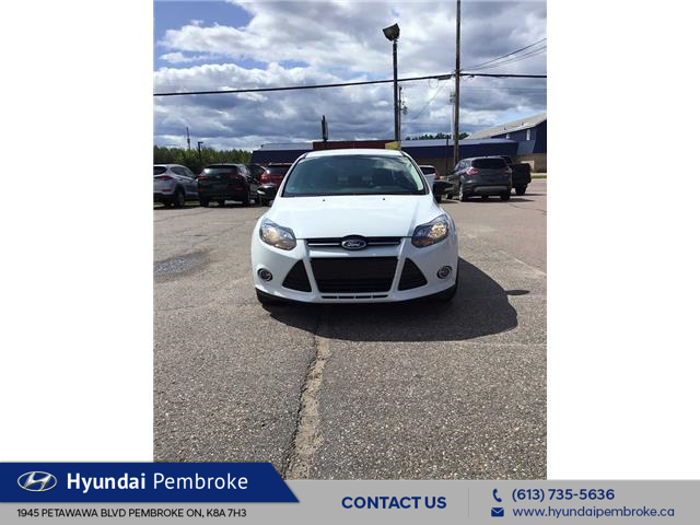2014 Ford Focus SE (Stk: 19487A) in Pembroke - Image 2 of 16