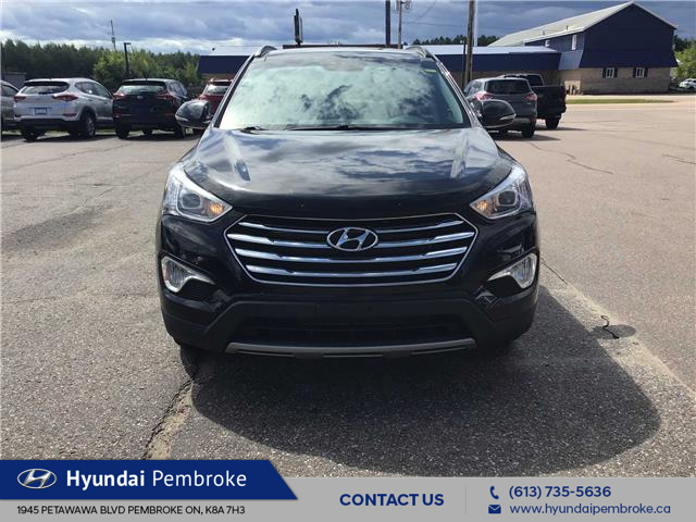 2015 Hyundai Santa Fe XL Limited (Stk: 20062A) in Pembroke - Image 2 of 21