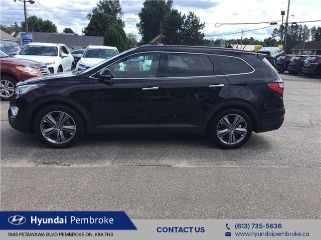 2015 Hyundai Santa Fe XL Limited (Stk: 20062A) in Pembroke - Image 2 of 21
