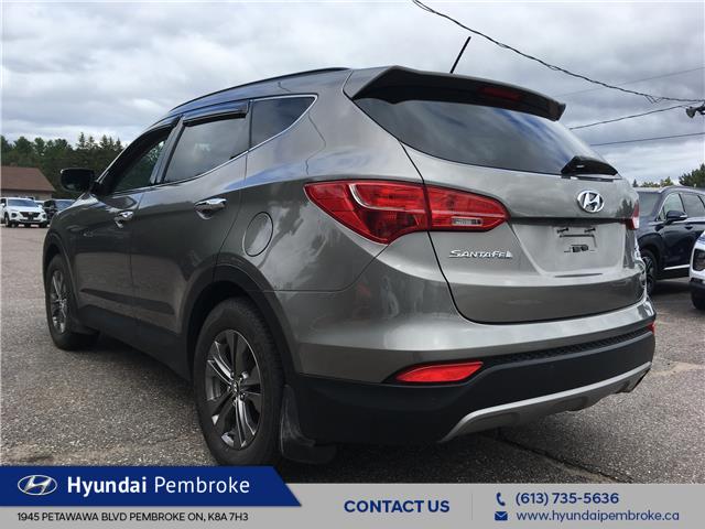 2014 Hyundai Santa Fe Sport 2.4 Luxury (Stk: 20022A) in Pembroke - Image 3 of 30