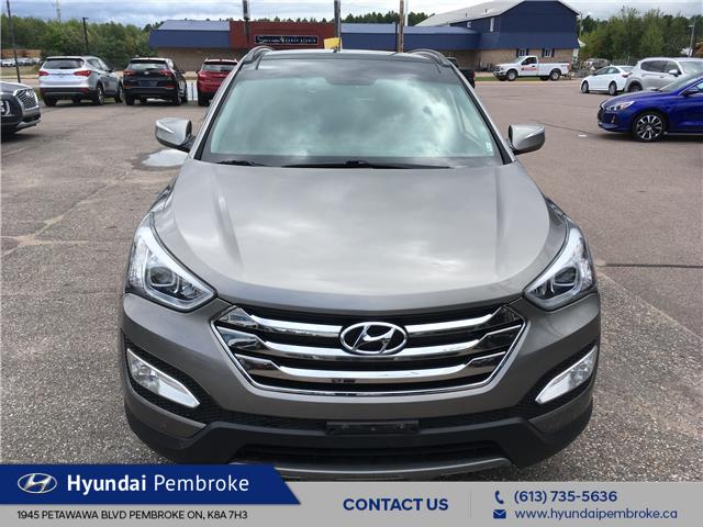 2014 Hyundai Santa Fe Sport 2.4 Luxury (Stk: 20022A) in Pembroke - Image 8 of 30