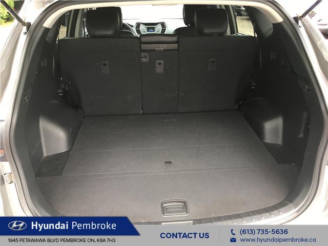 2014 Hyundai Santa Fe Sport 2.4 Luxury (Stk: 20022A) in Pembroke - Image 11 of 30