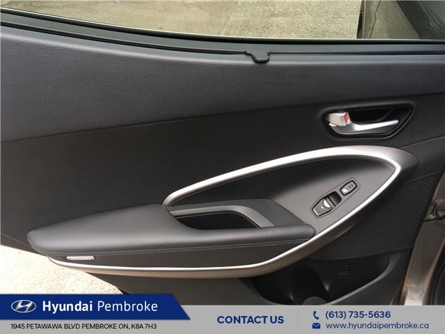 2014 Hyundai Santa Fe Sport 2.4 Luxury (Stk: 20022A) in Pembroke - Image 13 of 30
